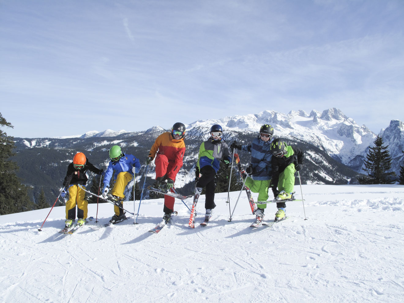 Skikurs in innsbruck ab u ac wintersport